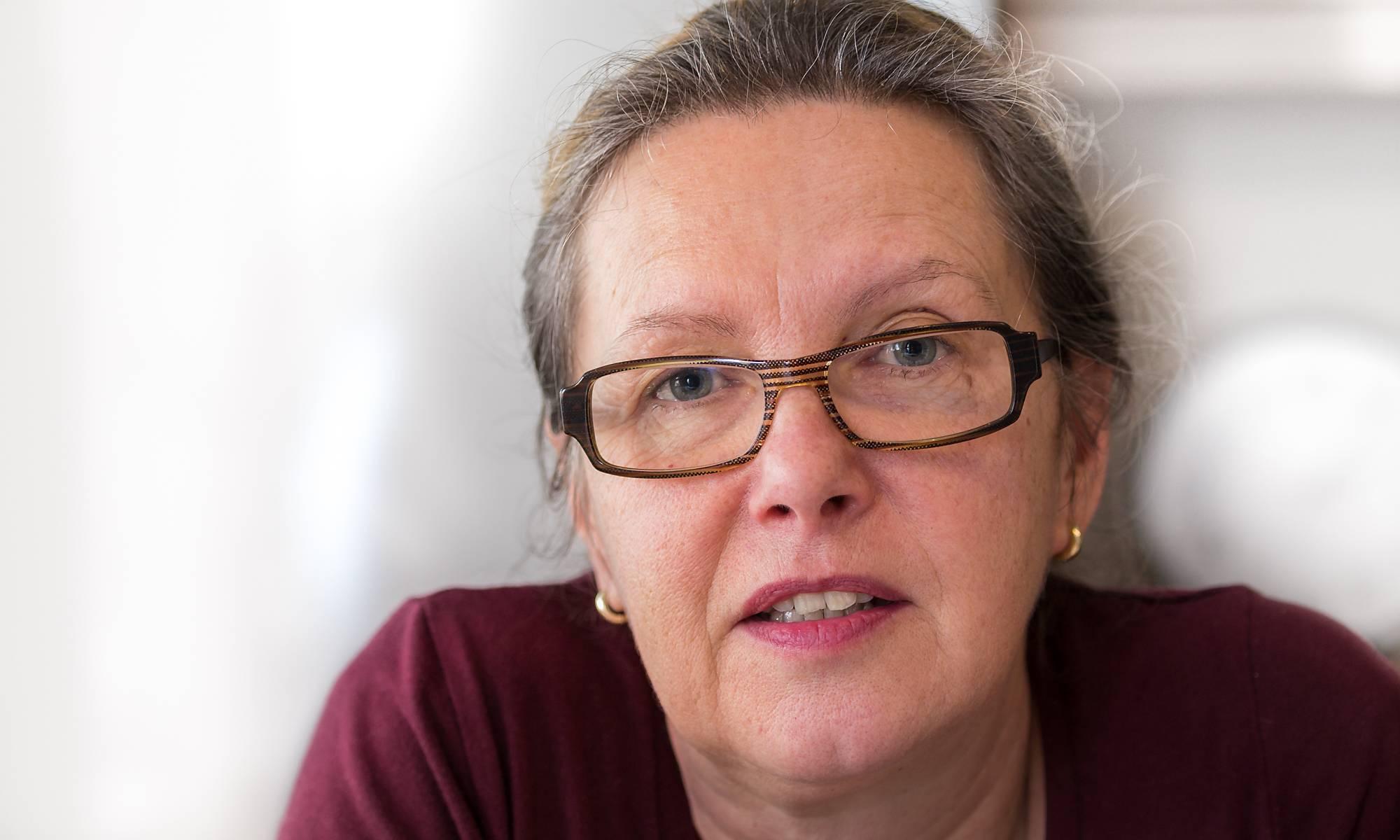 Portrait Iris Lindner