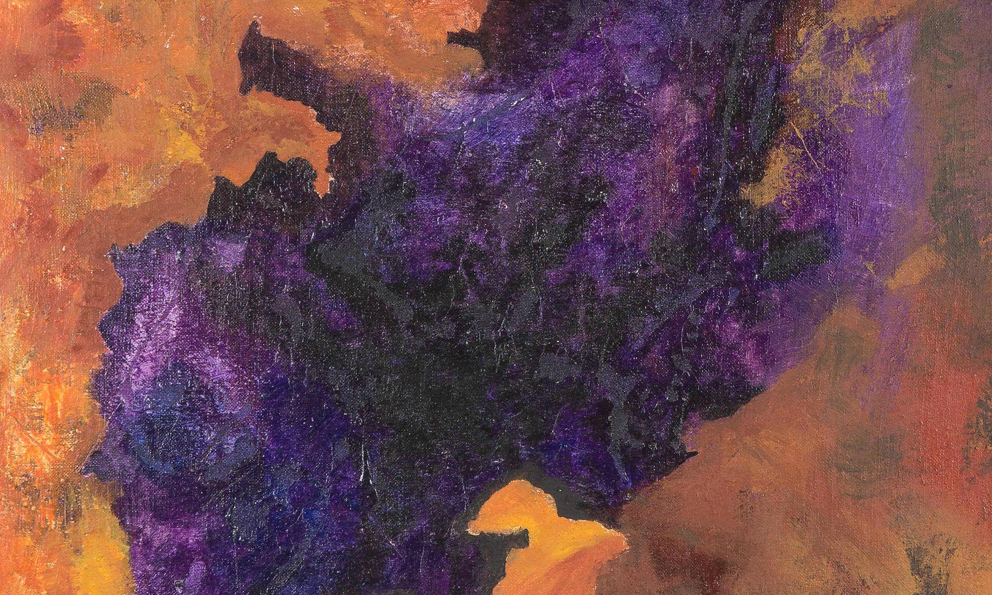 "Iris Lindner: ""Loch"" (Detail)"