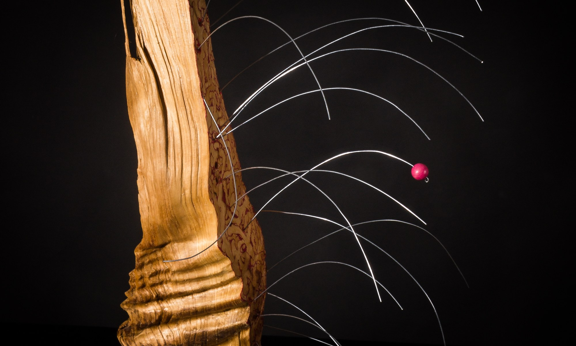 "Iris Lindner: ""Springbrunnen"" (Detail)"