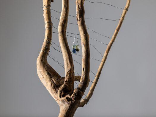 """Iris Lindner: """"Neptuns Harfe"""" (Detail)"""